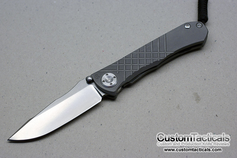 Review: Chris Reeve Sebenza 21 Insingo Folding Knife ...