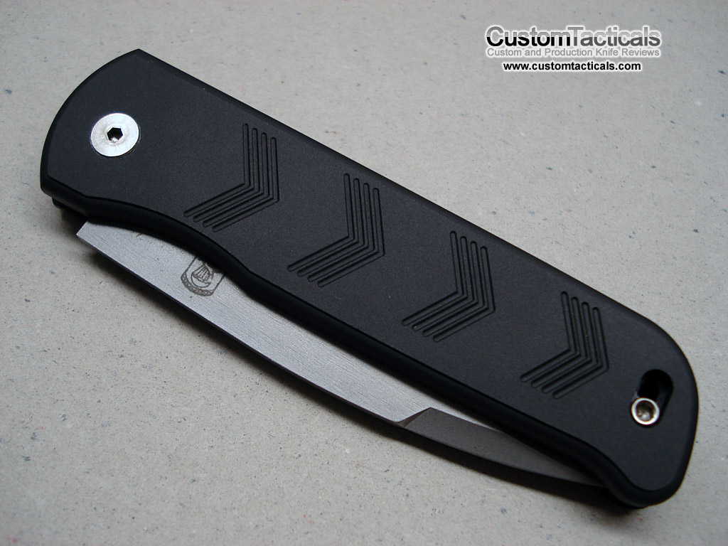 Dalton Scale Release Automatic Knife - Knife Reviews
